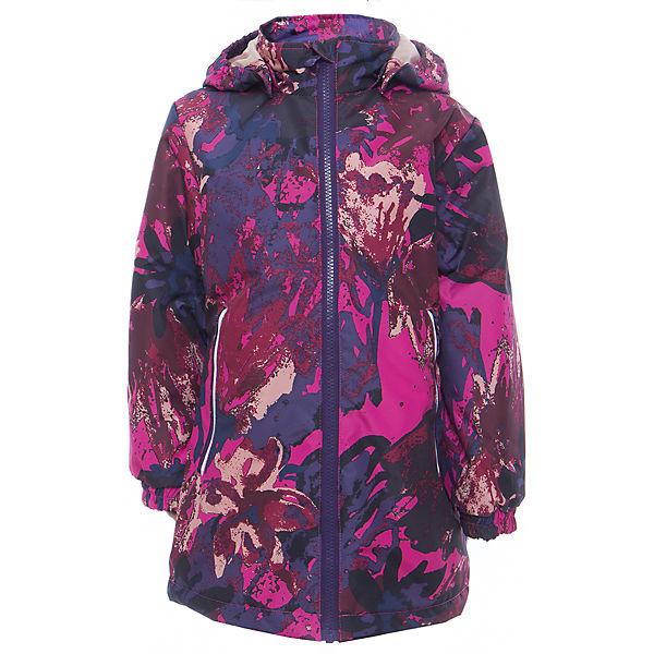 Куртка для девочки JUNE Huppa