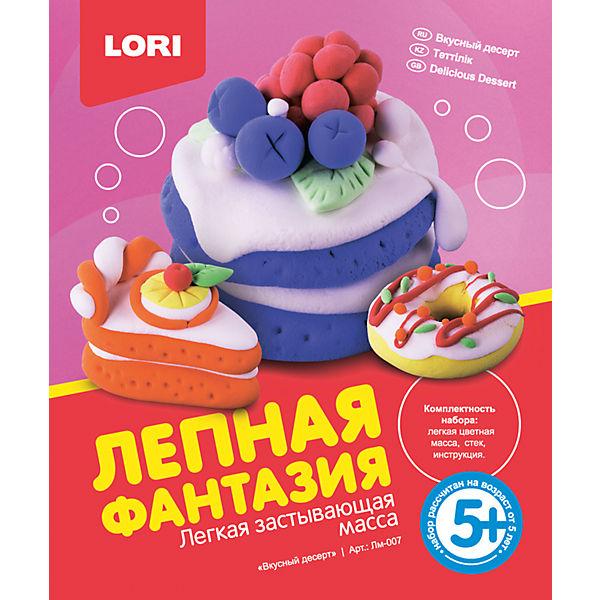 """Лепная фантазия """"Вкусный десерт"""""""
