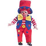 Клоун, 38 см, в коробке, Arias