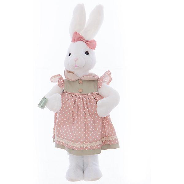 Интерьерная кукла Зайчик C21-228216, Estro