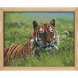 Алмазная мозаика Тигр