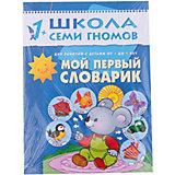 """Второй год обучения """"Мой первый словарик"""", Школа Семи Гномов"""