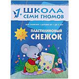 """Второй год обучения """"Пластилиновый снежок"""", Школа Семи Гномов"""