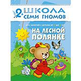 """Третий год обучения """"На лесной полянке"""", Школа Семи Гномов"""