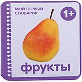 """Мой первый словарик """"Фрукты"""" (EVA)"""