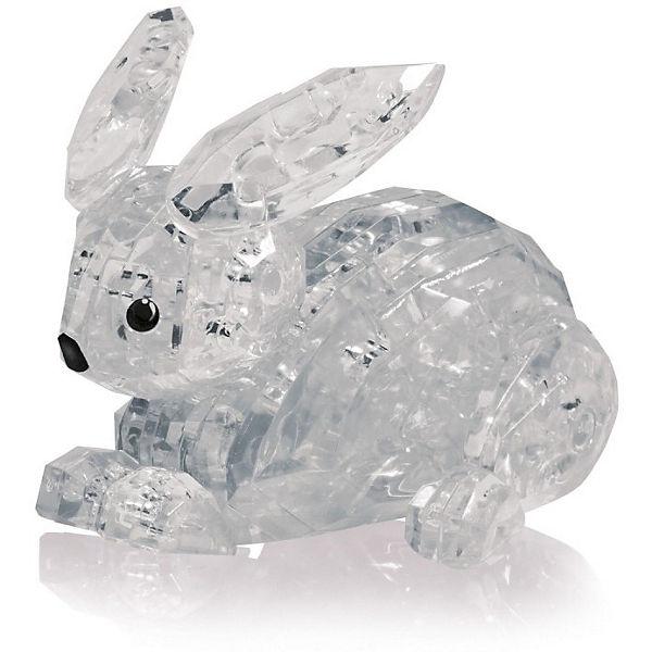 Кристаллический пазл 3D Заяц L