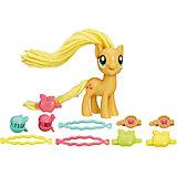 Пони с праздничными прическами, My little Pony, Эпплджек B8809/B9617