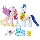 Пони-модницы парочки, My little Pony, Принцесса Каденс и Шайнинг Армор B9160/B9848