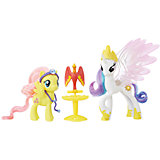 Пони-модницы парочки, My little Pony, Принцесса Селестия и Флаттершай B9160/B9849