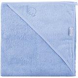 Полотенце с капюшоном 75 х 75 см, Jollein, Light blue
