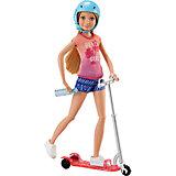 Кукла на самокате, Barbie