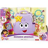 Рюкзачок Даши-путешественницы, Fisher Price, Даша и друзья