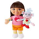 Поющая кукла Даша и Башмачок, Fisher Price, Даша-путешественница