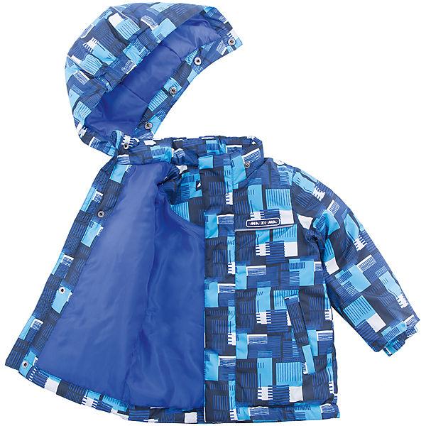 Комплект: куртка и полукомбинезон для мальчика Ma-Zi-Ma