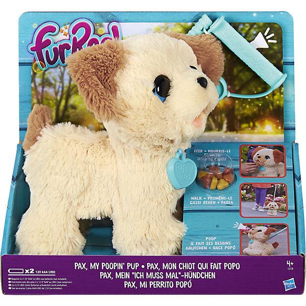 """Интерактивная игрушка """"Веселый щенок Пакс"""", FurReal Friends"""