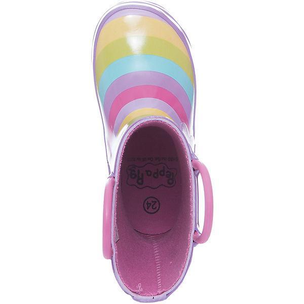 Резиновые сапоги для девочки KAKADU
