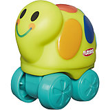"""Веселые мини-животные """"Возьми с собой: желтая черепаха"""", PLAYSKOOL"""
