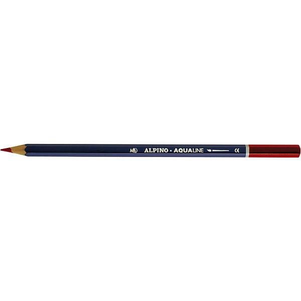 Цветные шестигранные акварельные карандаши AQUALINE, 36 цв.