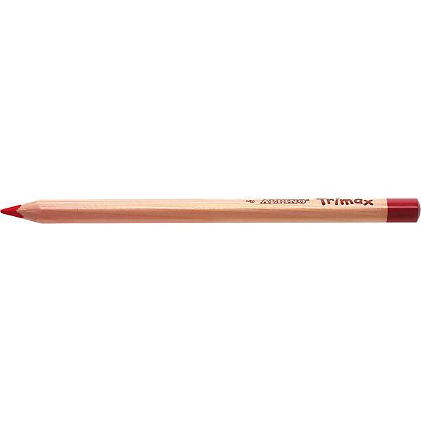 Цветные трехгранные карандаши TRI, 24 цв.