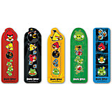 "Набор фигурных закладок ""Angry Birds"" (5 шт)"