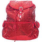 "Красный рюкзак ""Fashion Style Super Model"""
