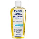 """Масло для ванны """"Stelatopia"""" для новорожденных, младенцев и детей, 200 мл., Mustela"""