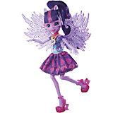 "Кукла Эквестрия Герлз ""Легенды вечнозеленого леса"" Crystal Wings - Твайлайт Спаркл"
