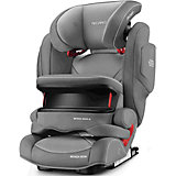 Автокресло Monza Nova IS Seatfix 9-36 кг., Recaro, Alluminum Grey