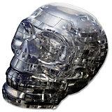 """Кристаллический пазл 3D """"Черный череп"""", Crystal Puzzle"""