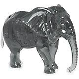 "Кристаллический пазл 3D ""Слон"", Crystal Puzzle"