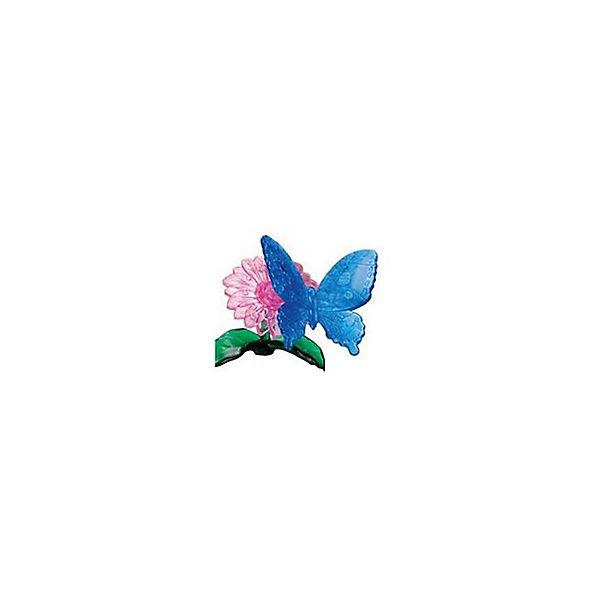 "Кристаллический пазл 3D ""Голубая бабочка"", Crystal Puzzle"