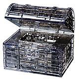 "Кристаллический пазл 3D ""Пиратский сундук"", Crystal Puzzle"