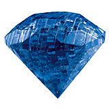 "Кристаллический пазл 3D ""Сапфир"", Crystal Puzzle"
