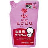 """Жидкость для стирки детской одежды """"Arau Baby"""", 720 мл. (картридж), saraya"""