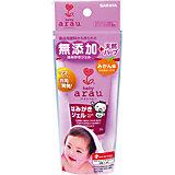 """Зубная паста-гель для малышей истки """"Arau Baby"""", 35 г., Saraya"""