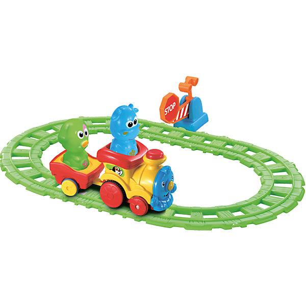 Железная дорога Как говорят животные, Голубая стрела