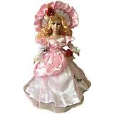 Фарфоровая кукла Адэлина, 40 см, Angel Collection