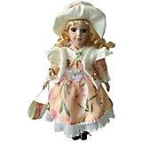 Фарфоровая кукла Эвелина, 40 см, Angel Collection