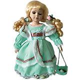 Фарфоровая кукла Элли, 30 см, Angel Collection