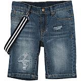 Шорты джинсовые для мальчика PlayToday