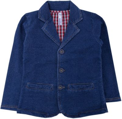Пиджак для мальчика PlayToday - синий