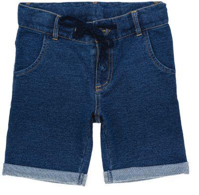 Шорты джинсовые для мальчика PlayToday - синий