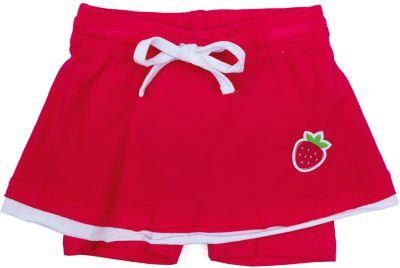 Юбка-шорты для девочки PlayToday - розовый