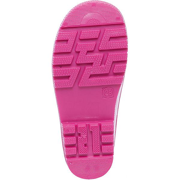 Резиновые сапоги  для девочки PlayToday
