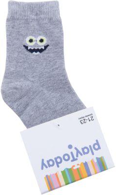 Носки для мальчика PlayToday - светло-серый