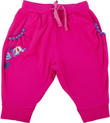 Бриджи для девочки PlayToday - розовый