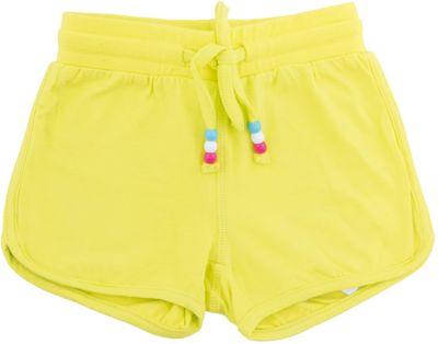 Шорты для девочки PlayToday - желтый