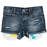 Шорты джинсовые для девочки S'cool