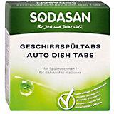 Таблетки для посудомоечной машины 25 таблеток 625гр, Sodasan