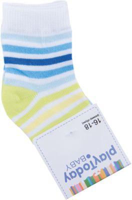 Носки для девочки PlayToday - разноцветный